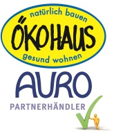 ÖKOHAUS - Ihr Natur-Baumarkt mit der individuellen Beratung - Partnerhändler für AURO-Naturfarben